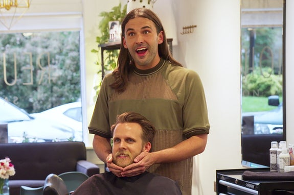 "Jonathan Van Ness Revealed The One ""Queer Eye"" Makeover He Regrets"