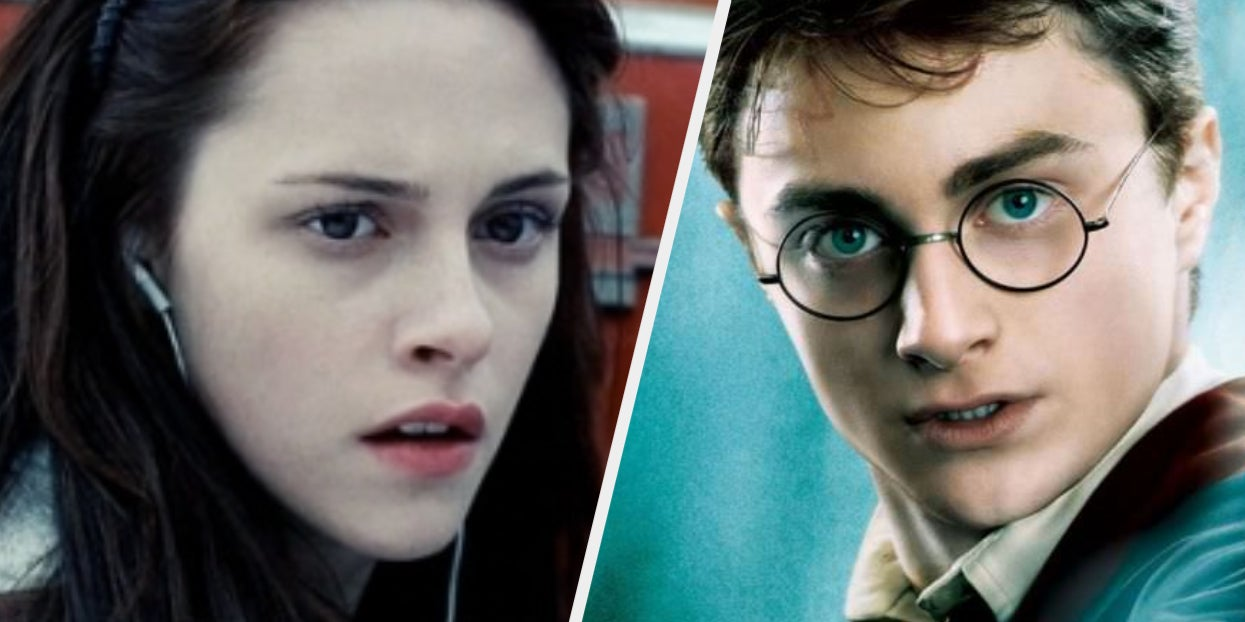 Só quem é muito fã das sagas Harry Potter e Crepúsculo vai gabaritar este teste