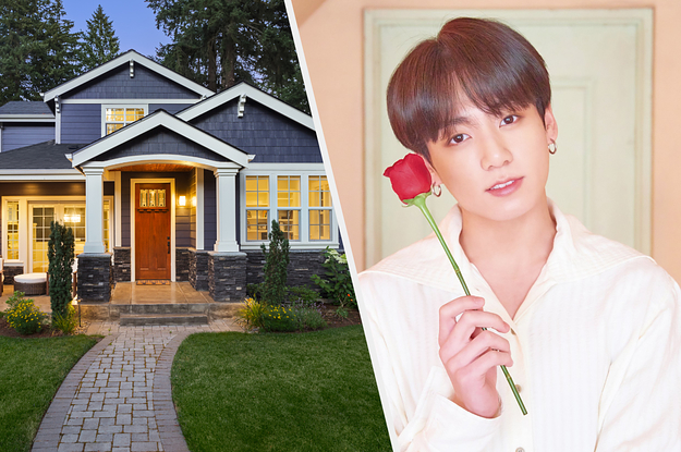 Build Your Dream House And Discover Which BTS Member You'll Share It With