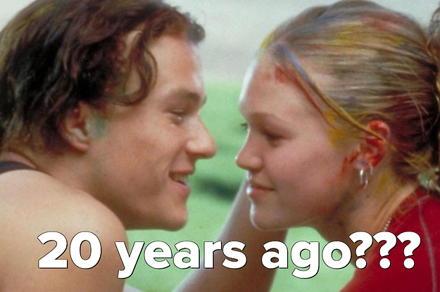 Only A Film Buff Will Have Seen 25/45 Of These 20-Year-Old Movies