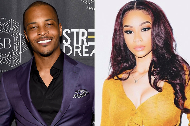 T.I.'s Daughter Has Unfollowed Him On Social Media After Receiving Support Over His Comments About Her Hymen