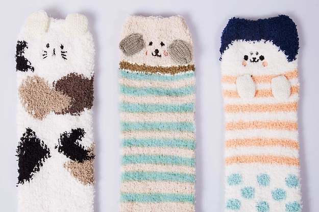 25 Of The Cutest Socks You Can Get On Amazon