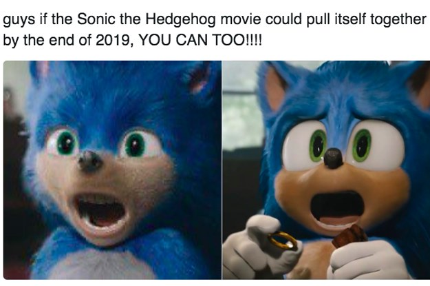 Sonic The Hedgehog Got A Complete Makeover And The Internet Loved It