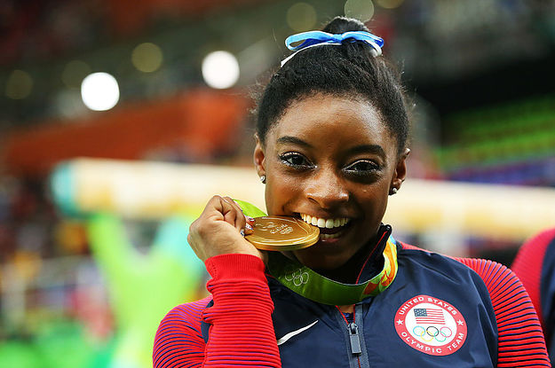 Simone Biles Will Be Doing Our Puppy Interview And We Want To Know Your Questions