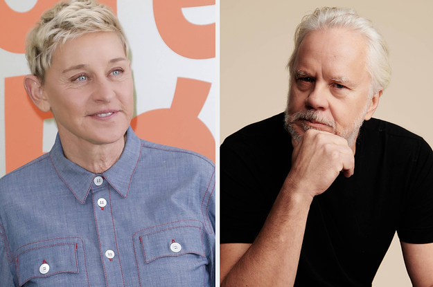 Tim Robbins Called Out Ellen DeGeneres For Hanging Out With George W. Bush