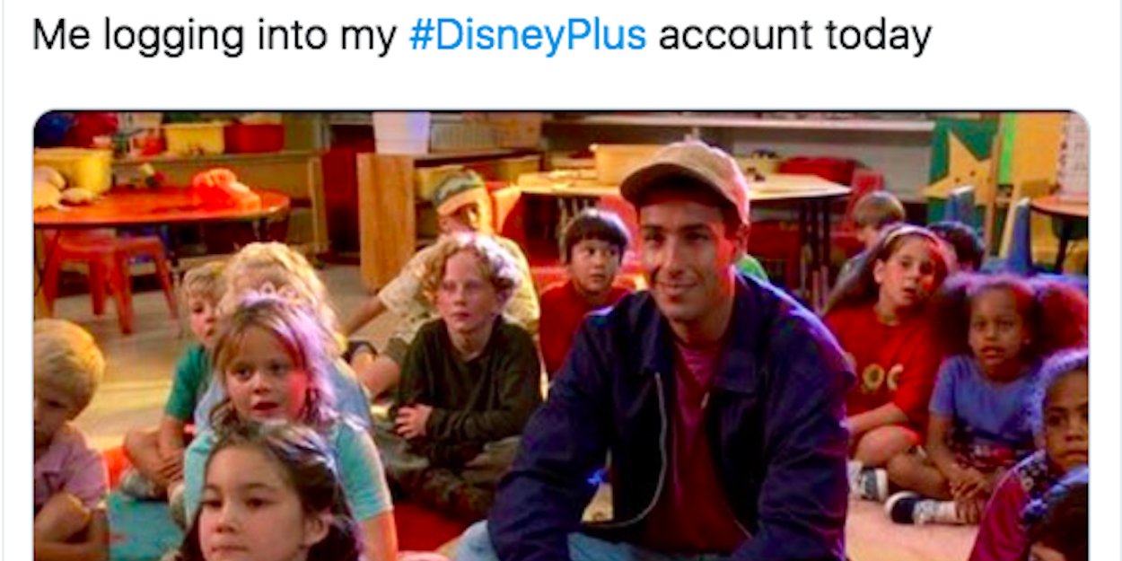Disney+ Has Officially Launched And People Are Never Leaving Their Houses Again