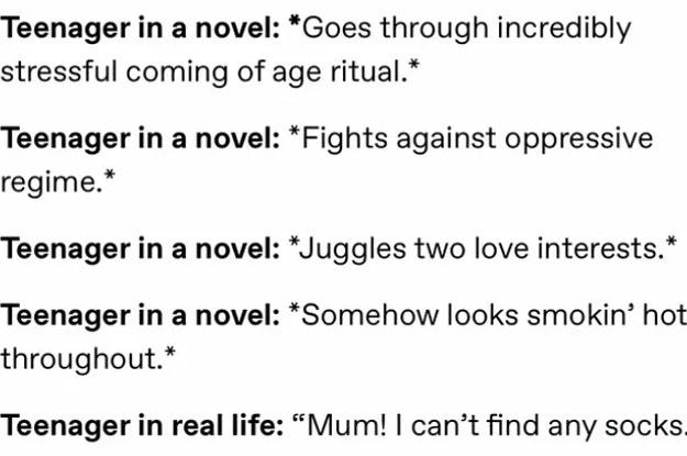 17 Times Tumblr Was Hilarious About YA Novels