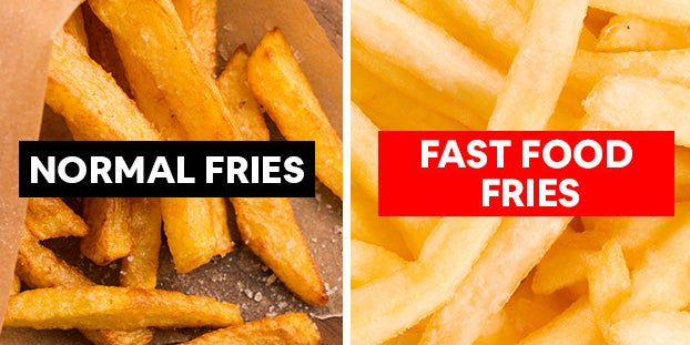Would You Rather: Normal Food Vs. Fast Food