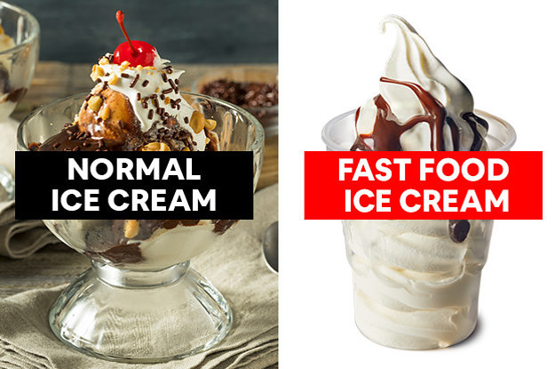 Would You Rather: Normal Food Vs. Fast ...