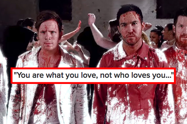 28 Song Lyrics So Powerful, They Literally Changed People's Lives