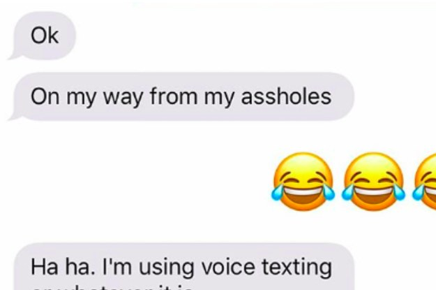 I Actually Laughed Out Loud At These 18 Voice-To-Text Mistakes, So Please Enjoy