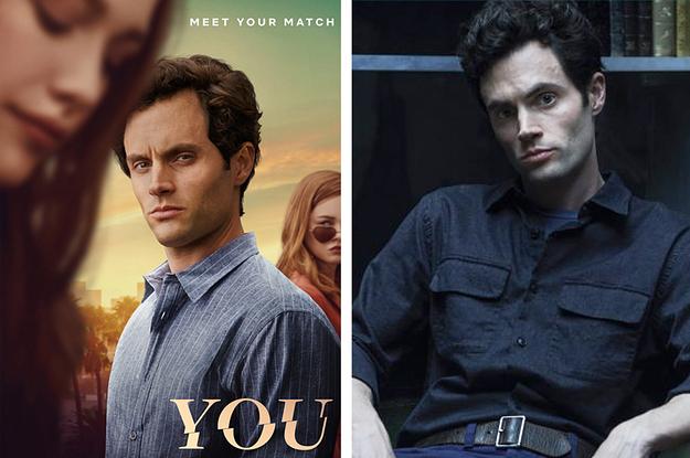 "Holy Guacamole, Netflix Has Dropped A Launch Date For Season 2 Of ""You"""
