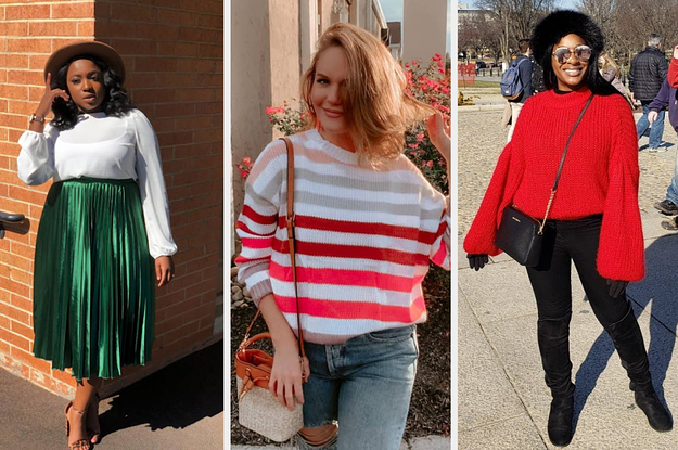 41 Things To Freshen Up Your Cold Weather Wardrobe