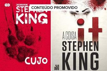 13 livros do Stephen King para quem adorou