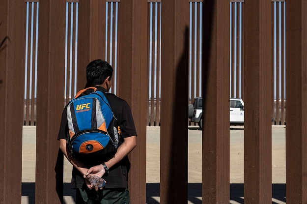 A New Trump Proposal Would Deny Work Permits To People Seeking Asylum Who Cross The Border Without Authorization