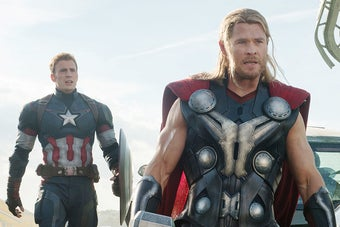All The Marvel Movies And TV Shows On Disney+