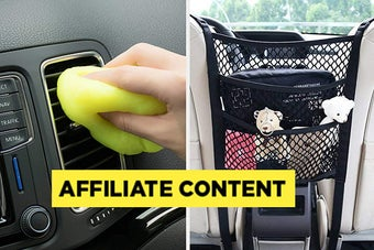 21 Products To Help Make Your Car Somewhere You Actually Want To Be