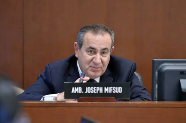 An Italian Newspaper Has Published An Audio Recording From Someone Claiming To Be Joseph Mifsud