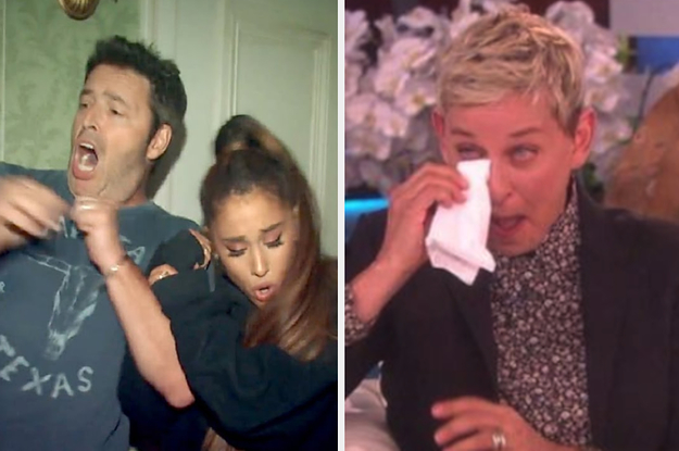 "What's The Funniest ""Ellen Show"" Moment From The Past 10 Years?"