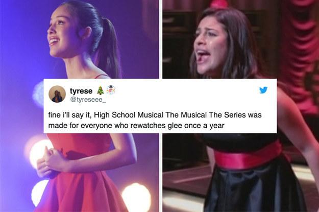 ricky high school musical the musical