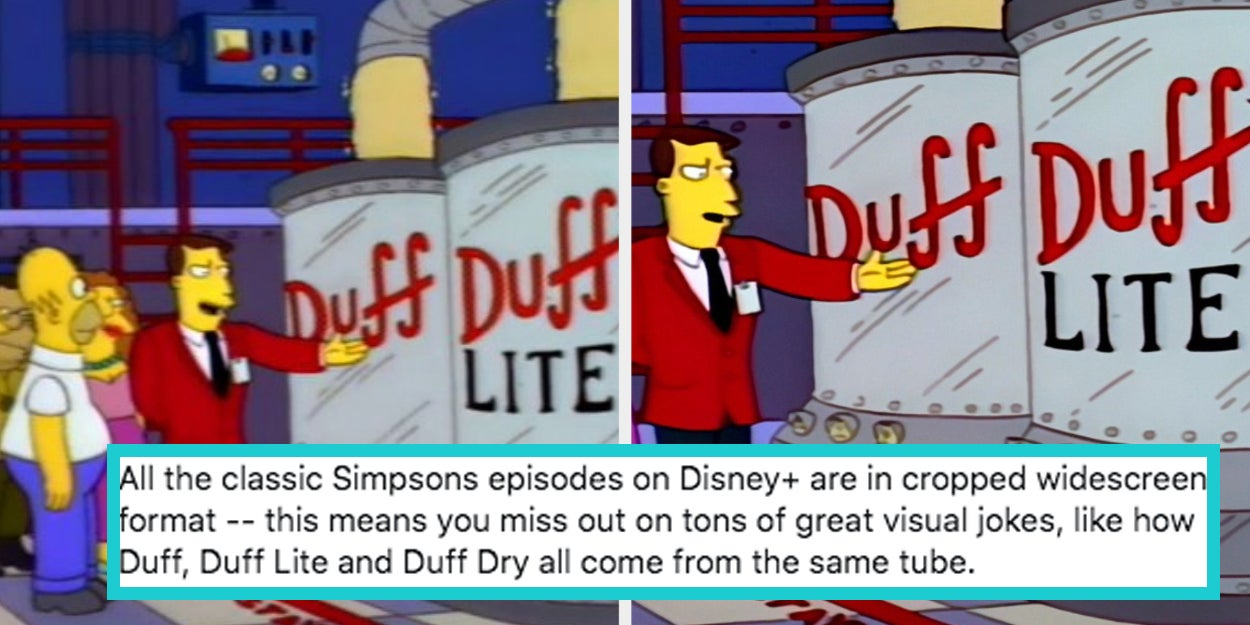"""No, Disney+ Did Not Ruin """"The Simpsons"""""""