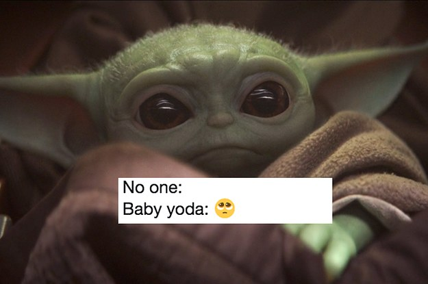 Funny Tweets About Baby Yoda In The Mandalorian