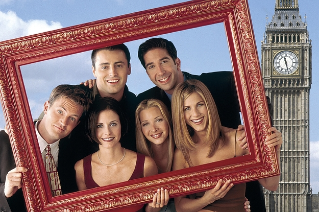 "There Is A ""Friends"" Reunion Special In The Works With The Full Original Cast And, TBH, It's About Time"