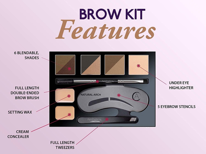The brow kit