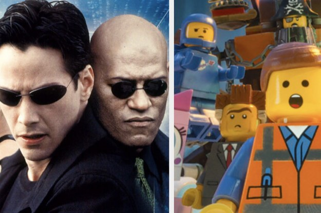 Sorry, But These Movie Plots Are Basically Exactly The Same
