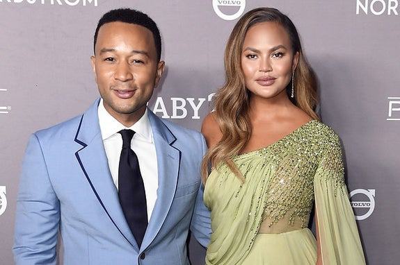 John Legend Revealed That IVF And Postpartum Depression Changed His Relationship With Chrissy Teigen