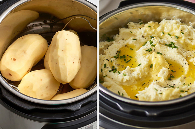20 Instant Pot Thanksgiving Recipes If You Just Want To Eat ASAP