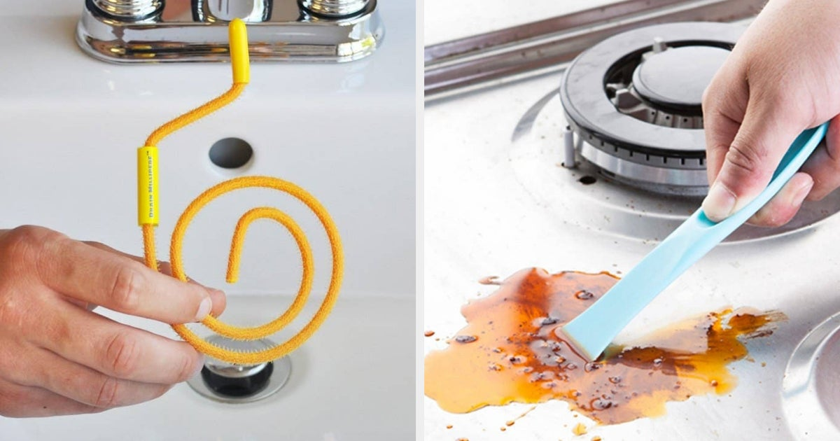 22 Products That Will Make Cleaning Your House Suck A Lot Less