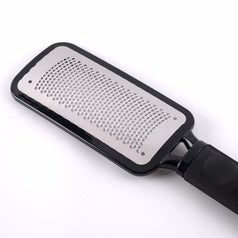 a grater for heels