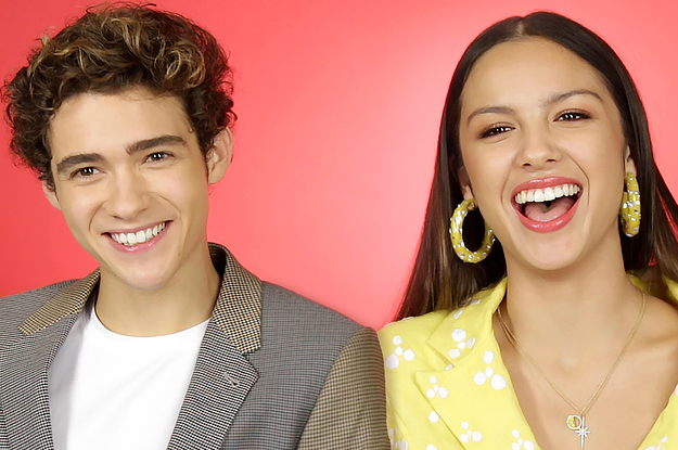The Cast Of HSM: The Musical: The Series Found Out Which HSM Characters They Are And Now You Can Too