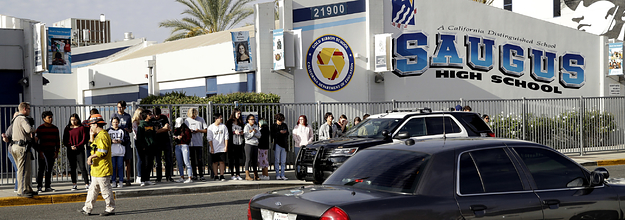 Students And A Teacher Gave First Aid To A Teenage Girl Shot In The California School Shooting