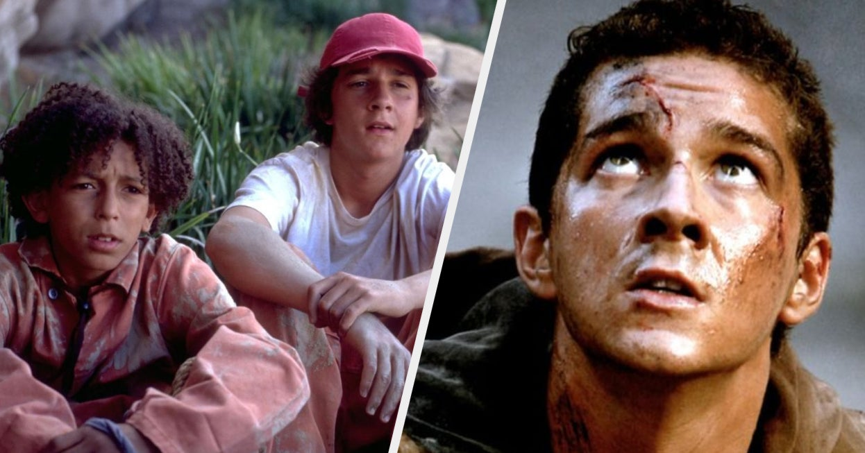 How Many Shia LaBeouf Movies Have You Actually Seen? - BuzzFeed