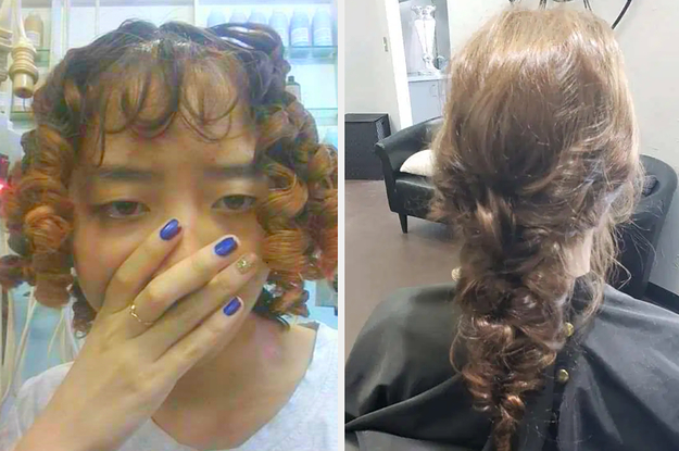 I Feel Bad For Laughing At The People Who Experienced These 16 Hair Fails