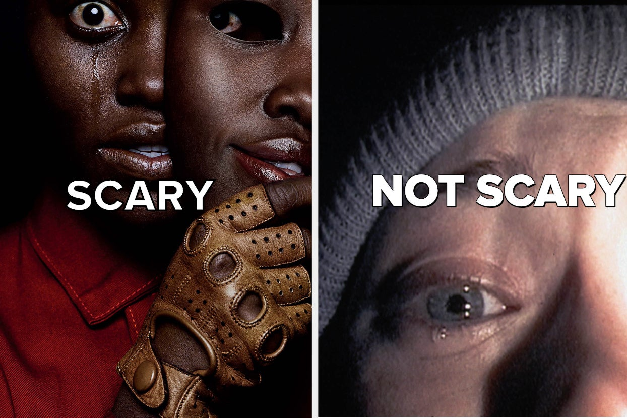 It's Time To Decide Whether Or Not These Horror Movies Are Actually Scary