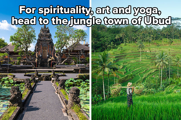 If You've Never Considered Travelling To Bali, These 19 Spots Might Change Your Mind