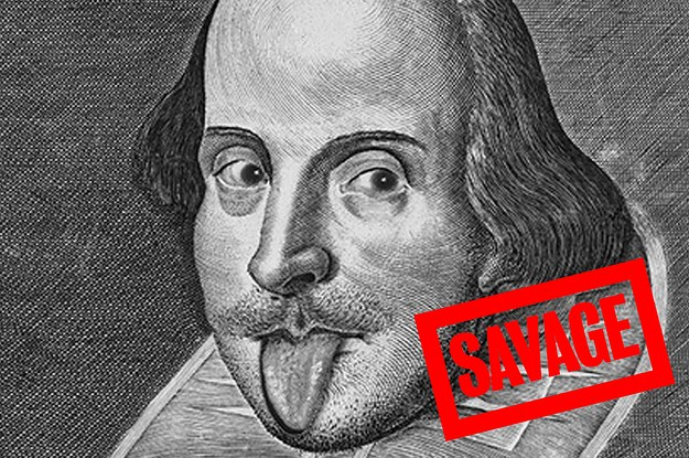 16 Shady Insults From Shakespeare We Need To Start Using Immediately