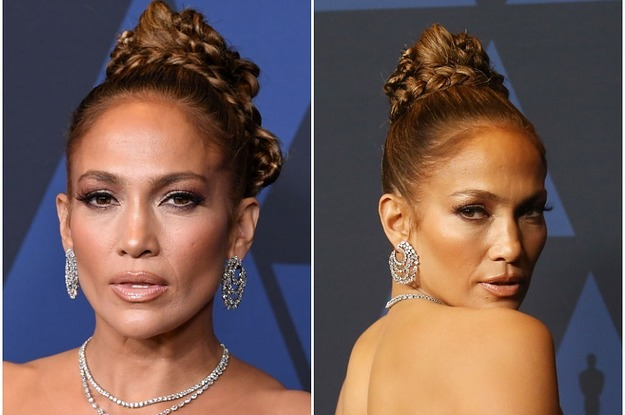 A Director Asked J.Lo To Show Her Breasts During A Fitting For A Movie And She Handled It Like A Badass
