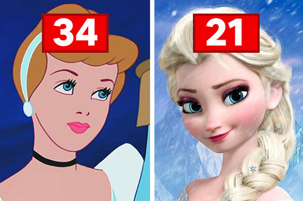 Can We Accurately Guess Your Age Based On Your Taste In Disney Movies?
