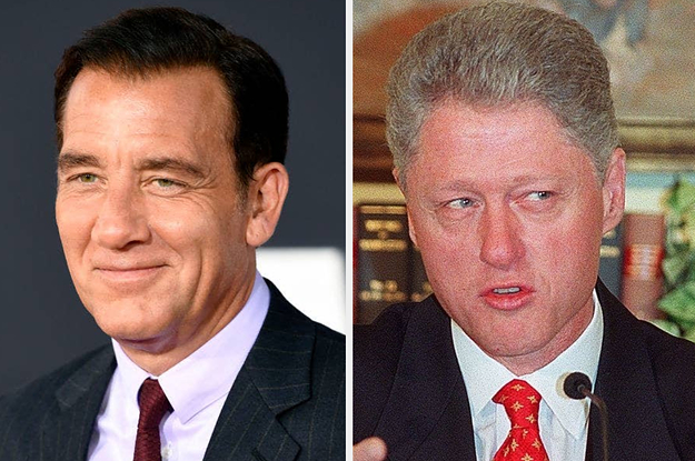"""Clive Owen Will Play Former President Bill Clinton In FX's """"Impeachment: American Crime Story"""""""