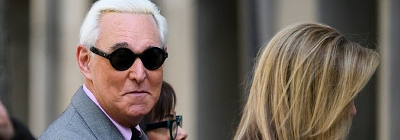 Longtime Trump Ally Roger Stone Was Found Guilty Of Lying To Congress And Witness Tampering