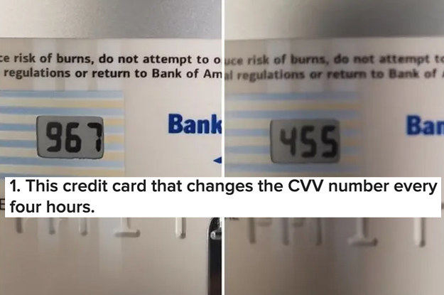 17 Things That Exist Today But Totally Look Like They're From The Future