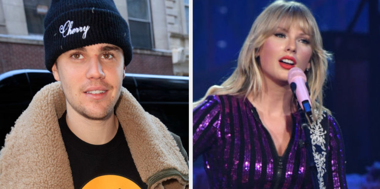 Justin Bieber Just Posted An Instagram Story In Response To The Taylor Swift Vs. Scooter Braun Drama