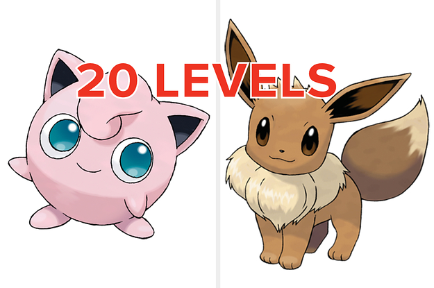 This 20-Level Quiz Is The Ultimate Poké...