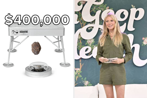 10 Things On Gwyneth Paltrow's Goop Holiday ...