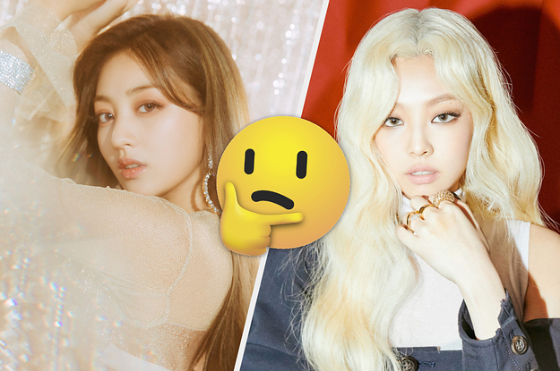 Let's Find Out Which K-Pop Star's Personality ...