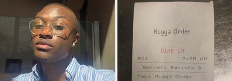 A Restaurant Employee Who Gave A Black Server An Order With The N-Word On It Has Been Fired